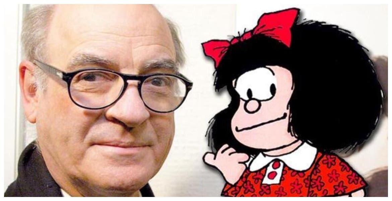 Fallece el creador de Mafalda
