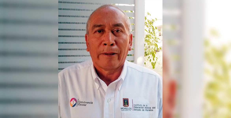 Fernando Pacheco Godínez, director del IEBEM.