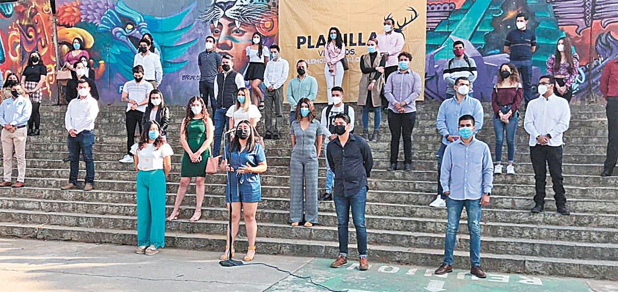 Nueva dirigencia de FEUM señala apatía y desconfianza de universitarios