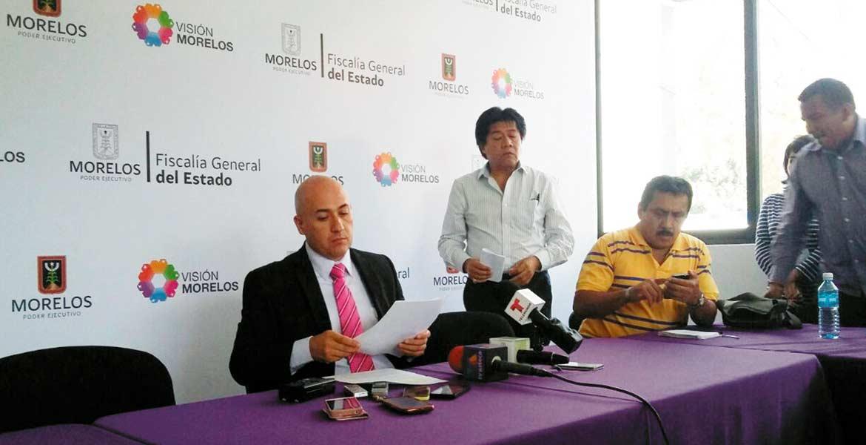 Conferencia. Javier Pérez Durón mencionó que atenderán las recomendaciones de la Comisión Nacional de Derechos Humanos.