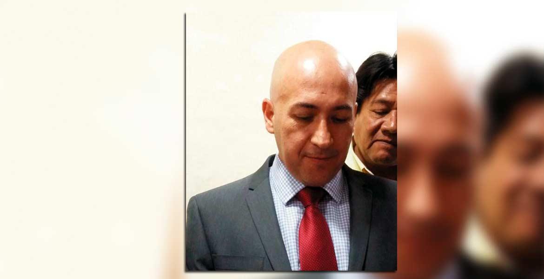 Titular de la Fiscalía General del Estado Javier Pérez Duron