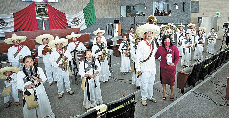Cumple Banda de Tlayacapan 150 años