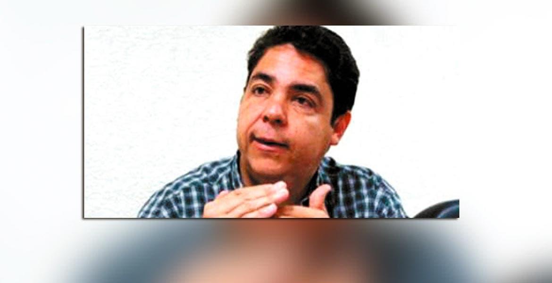 Francisco Javier Bermúdez Alarcón, director general de la Coordinación Estatal de Protección Civil