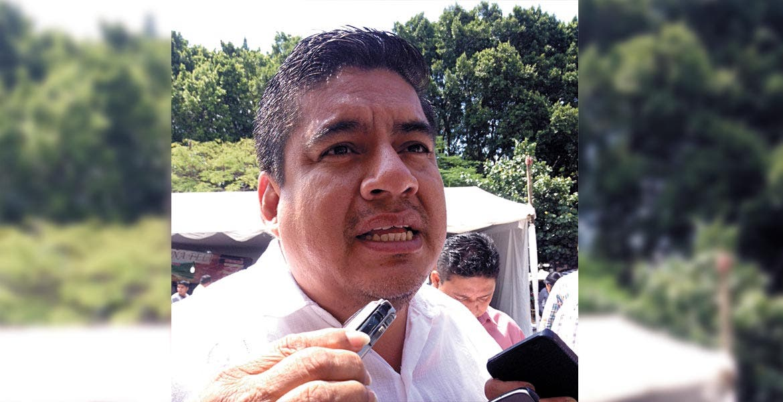 Francisco Salinas Sánchez, edil de Zacatepec