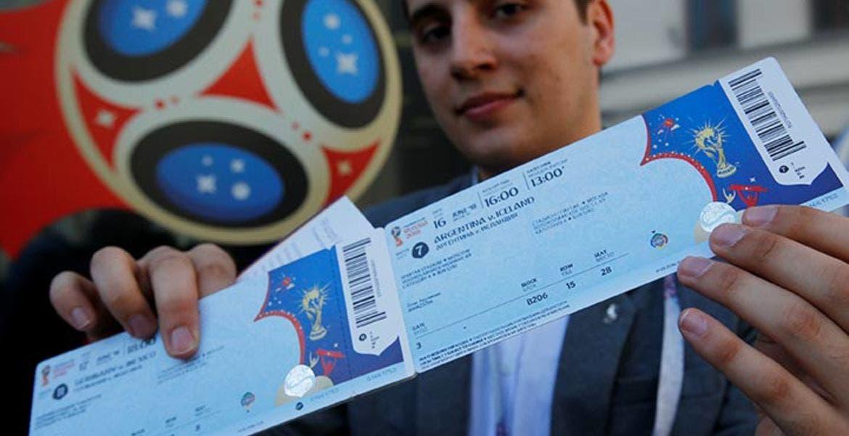 FIFA anuncia boletos agotados en nueve sedes mundialistas