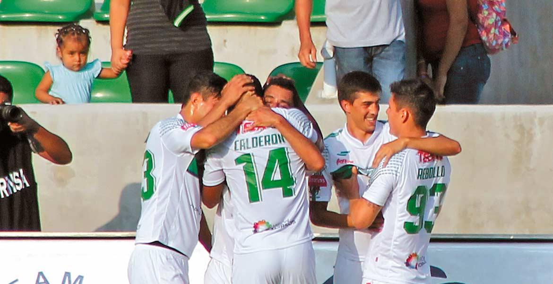 Partidazo. Los Cañeros se levantaron del 1-0 adverso ante Juárez, que tiene una de las plantillas más importantes del circuito.