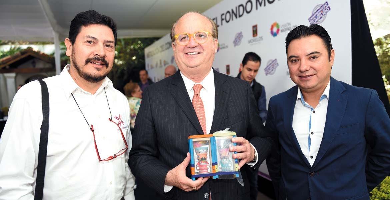 Mejoras. El sector productivo de la entidad puede acceder a más y mejores financiamientos, señaló el Gobernador Graco Ramírez ante empresarios locales.