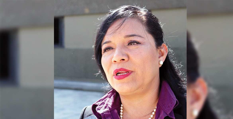 Gabriela Bañón Estrada, Sria. de la Secc. 19 del SNTE.