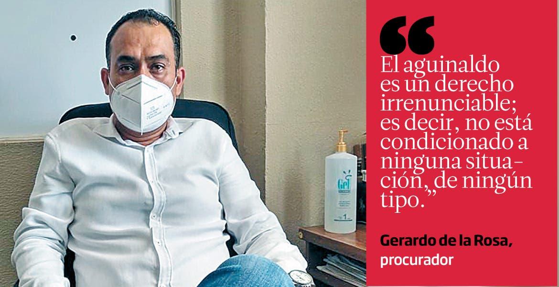 En Morelos, pandemia no libra a patrones de pagar aguinaldo
