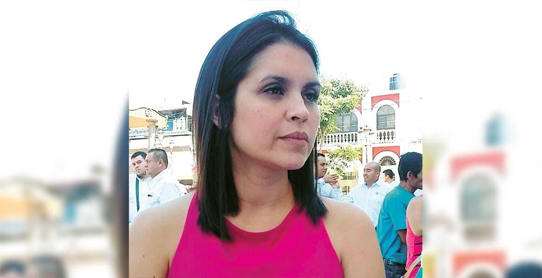 Giorgia Rubio Bravo, directora general de los Servicios de Salud de Morelos