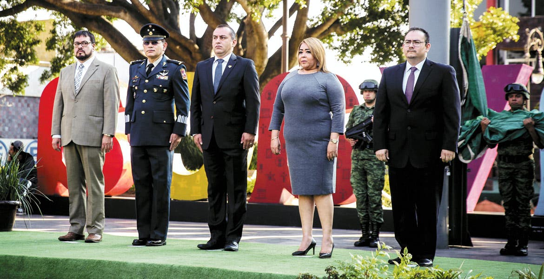 México celebra 101 años de la promulgación de su Constitución