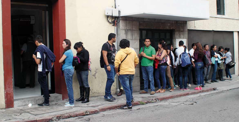 'Blindan' programa. Buscan que recorte presupuestal no afecte el apoyo que en Morelos se brinda a los estudiantes.