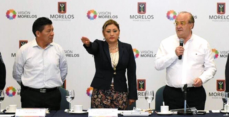 Evento. En Torre Morelos se instaló la XXXIV Sesión Ordinaria del Consejo Estatal de Seguridad.