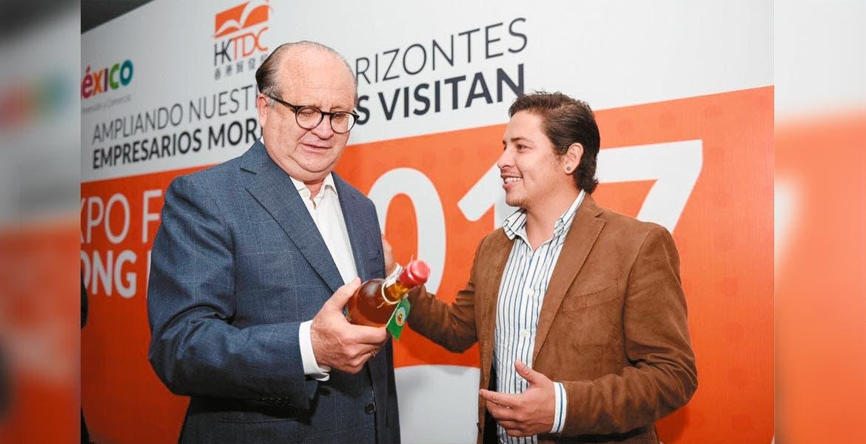 Renombre. El Gobernador Graco Ramírez se reunió con los empresarios que irán a la Food Hong Kong 2017