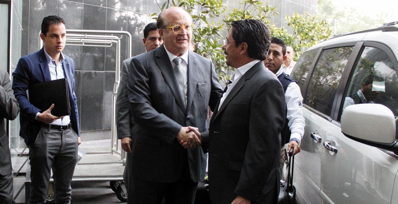 Postura. El Gobernador Graco Ramírez aseguró que el responsable de haber exhumado los cuerpos de forma irregular es el ex procurador Rodrigo Dorantes.
