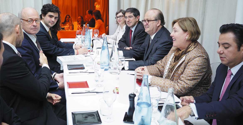 Colaboración. El organismo internacional trabajará de la mano con el Ejecutivo local para lograr la consolidación del estado.