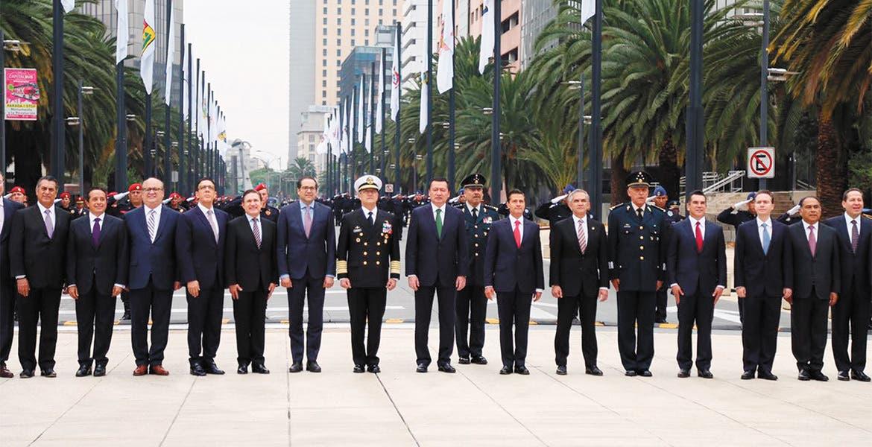 Pide EPN a Conago 'jalar parejo' por el proceso transformador de México