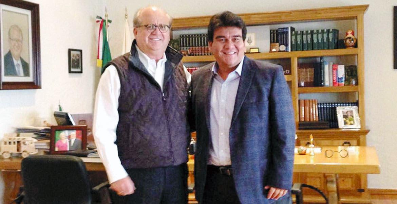 El mandatario se reunió por separado con los alcaldes de Cuautla, Jiutepec y Yautepec; acordaron detonar desarrollo