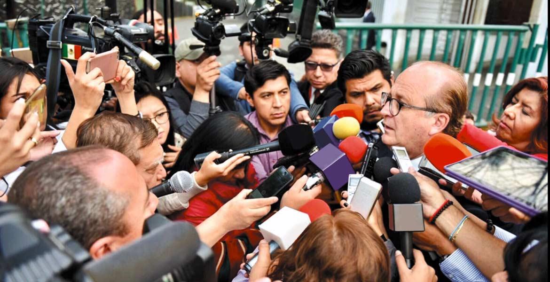 Postura. El Gobernador Graco Ramírez dijo que la Conago se reunirá con gobernadores, alcaldes, congresistas y empresarios de EU, para construir agenda bilateral inédita.
