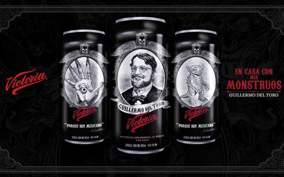 Guillermo Del Toro reclama a cervecera por uso de su imagen