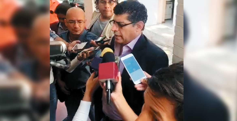 Guillermo Arroyo, secretario del Ayuntamiento