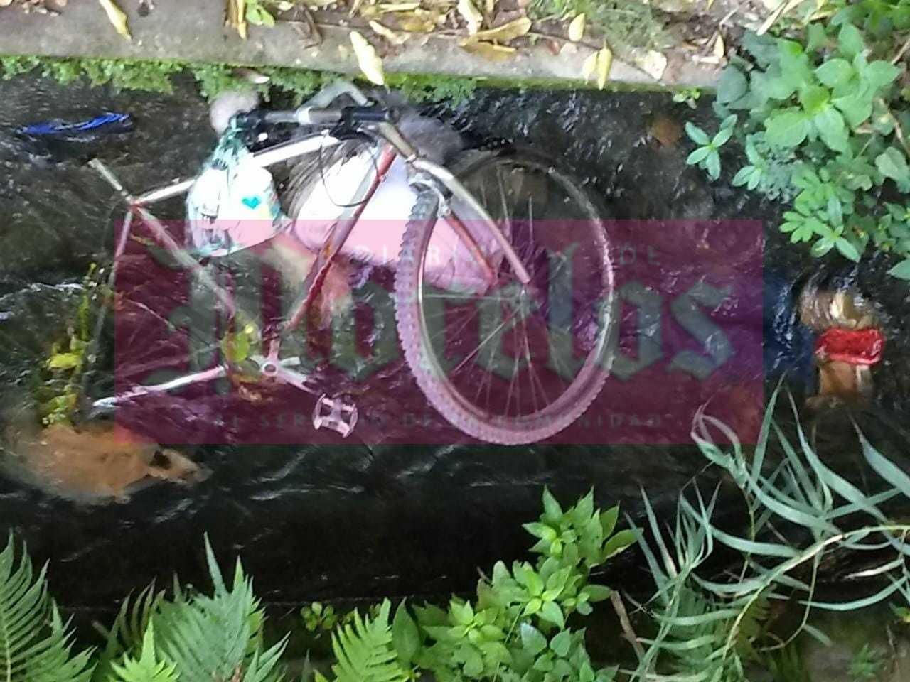 Hallan cadáver de un senecto en un canal de Yautepec
