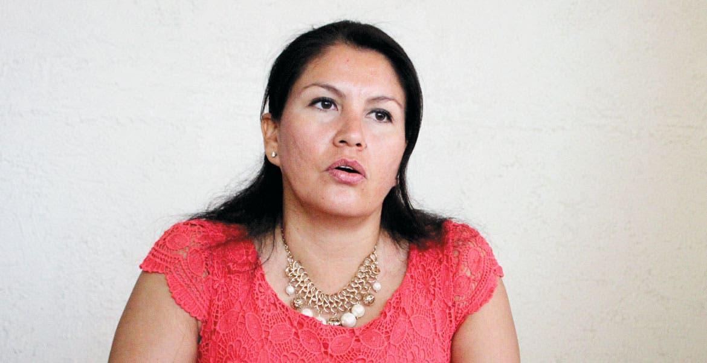 """El cambio físico de las oficinas también representa el inicio de la reestructuración integral que ponga fin a viejos vicios en la dependencia."""" Hortencia Figueroa, coordinadora del GPPRD"""