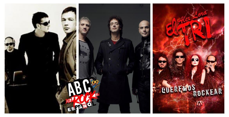 Hoy en el ABC del rock en español tenemos la S, T y U