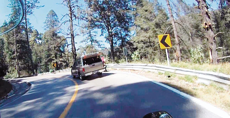 Por la federal. En enero pasado, Estados Unidos también advertía a sus ciudadanos aplazar los viajes no esenciales en las carreteras entre Huitzilac y Santa Marta.