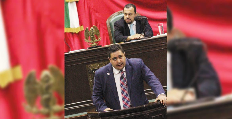 Propuesta. El diputado Mario Chávez propone modificar la integración del IMIPE