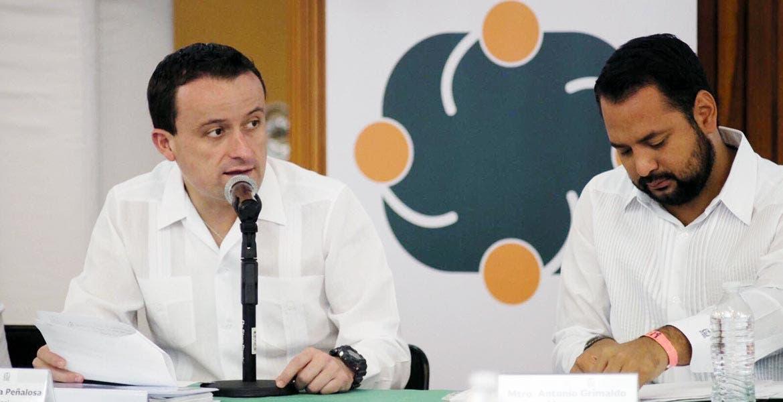 En Oaxtepec. Se reunieron el director del IMSS, los 35 delegados y 25 directores.