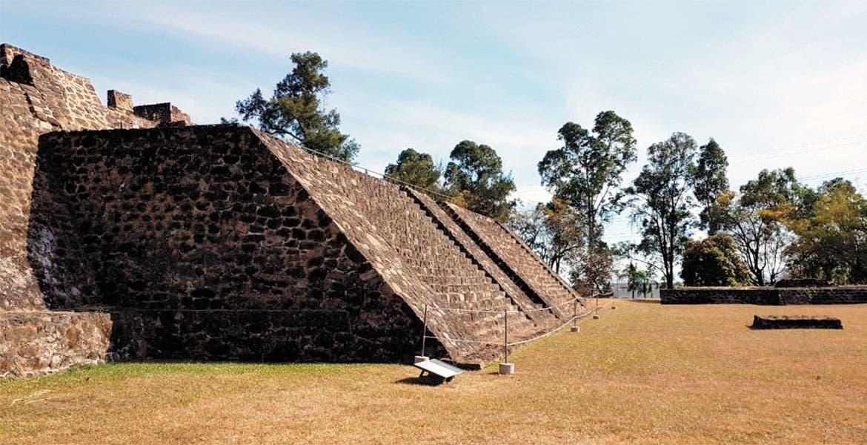 Espera INAH recursos del Fonden para restauración en zona arqueológica Teopanzolco