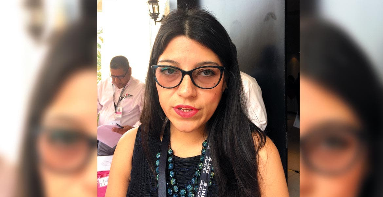 Liliana Díaz de León, vocal secretaria del INE Morelos