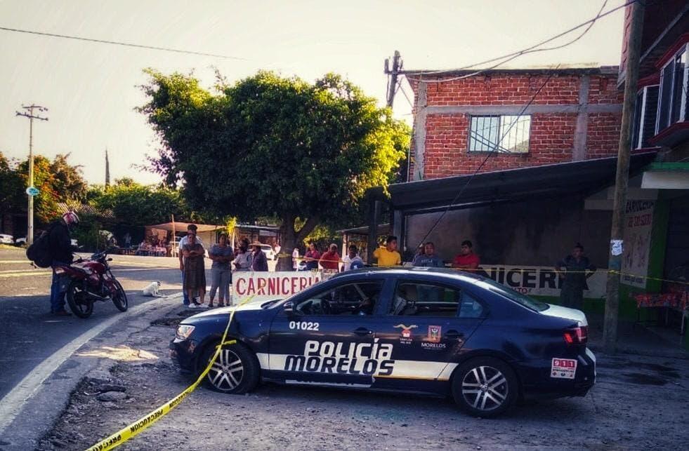 Identifican a policías asesinados a balazos en Coatlán del Río