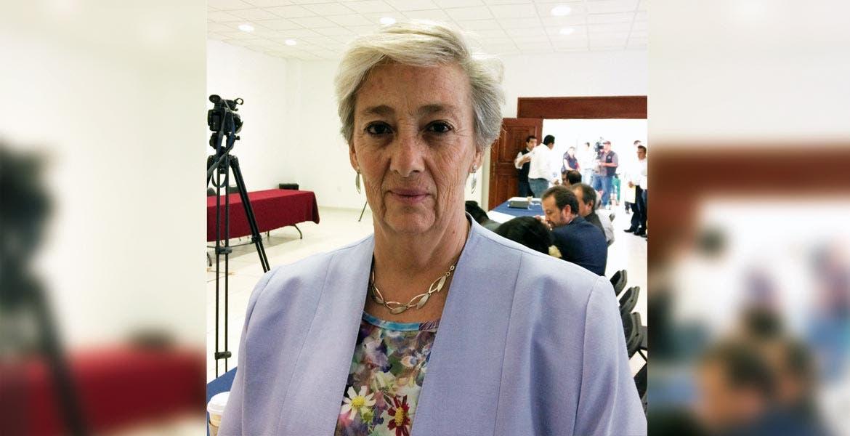 Ana León Trueba, consejera presidenta del Impepac.
