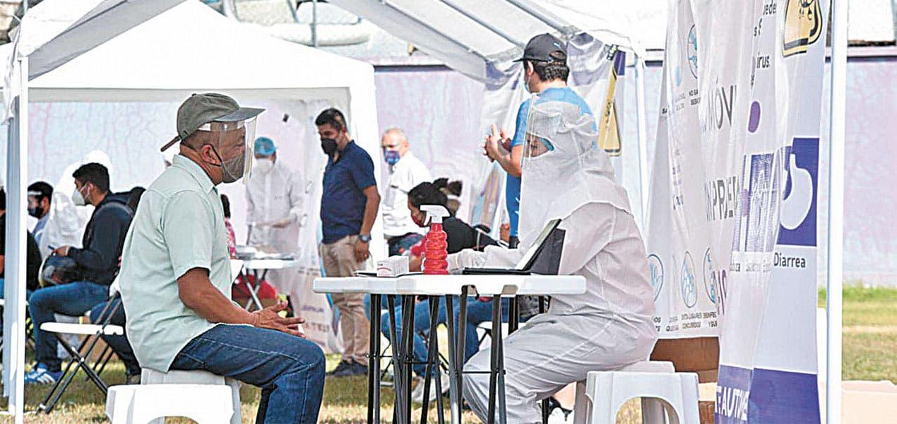 Ponen a disposición de Salud las unidades deportivas para pruebas en Morelos