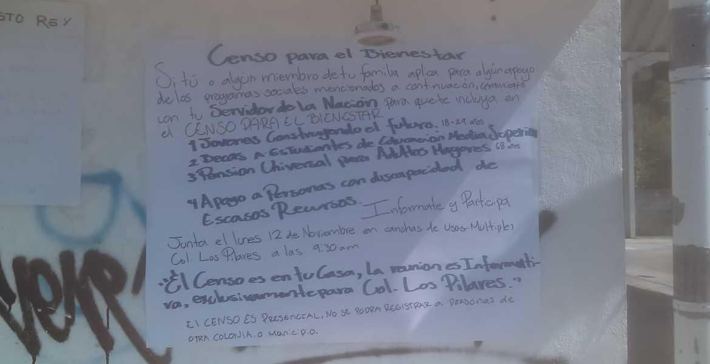 Inicia En Cuernavaca Censo Para Apoyar A Estudiantes