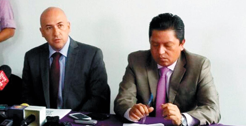 Informan. Javier Pérez Durón presentó las conclusiones del caso Tetelcingo.