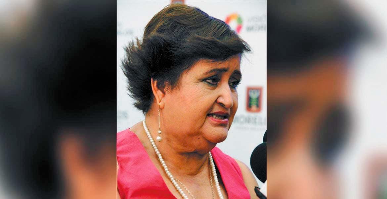 Irma camacho, alcaldesa de Temixco