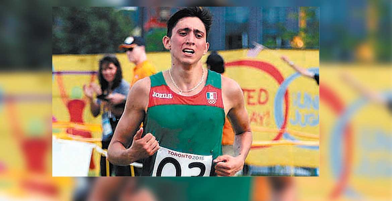 Promesa. Ismael Hernández se adjudicó la medalla de bronce en la prueba de pentatlón moderno de los Juegos Olímpicos Río 2016, al acumular 1468 unidades.