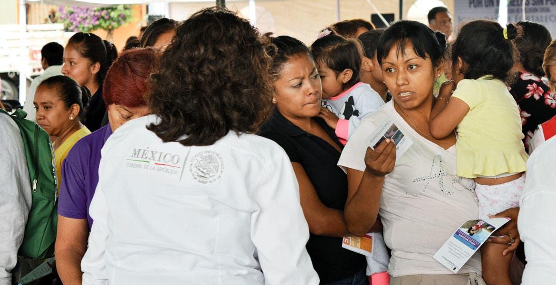 Primera fase. La estrategia Morelos sin Hambre llegó a 13 municipios, que concentran al mayor número de población con carencias.