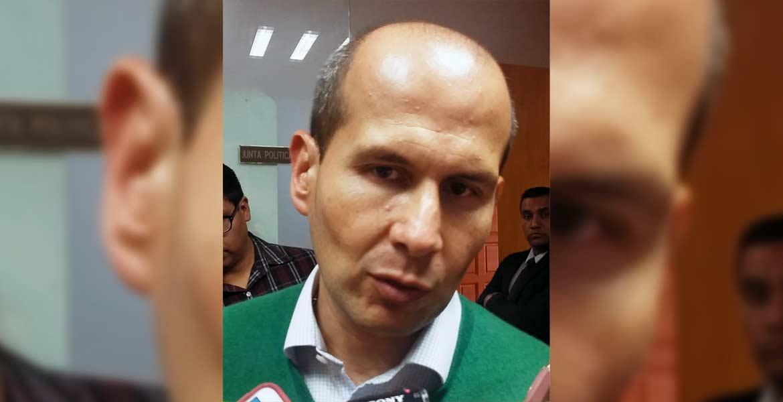 Propuesta. El legislador Jaime Álvarez dijo que el alcoholímetro debe ser una acción integral.