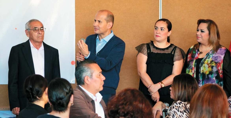Respaldo. Jaime Álvarez aseguró que el partido buscará el siguiente año mayor acercamiento con el pueblo.