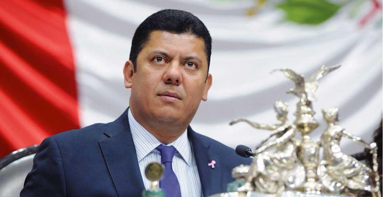 Diálogo. Javier Bolaños señaló que la Cámara de Diputados busca construir con base en el consenso el mejor Paquete Económico 2017, para lo cual ya han definido calendario.