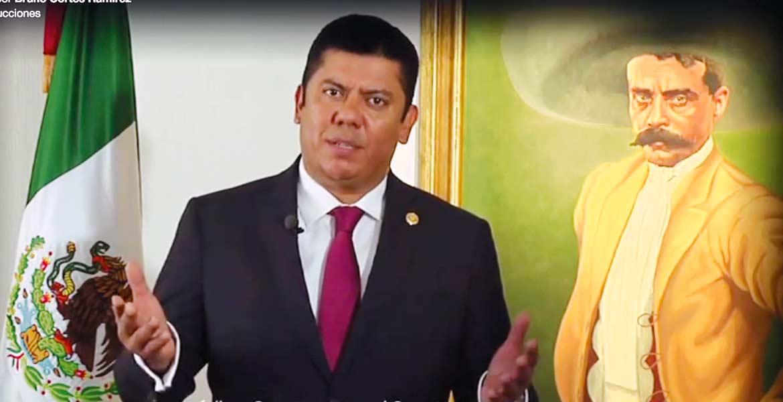 Mensaje. Javier Bolaños llamó a los connacionales a que ejerzan su derecho, lo que les dará mayores garantías para vivir.