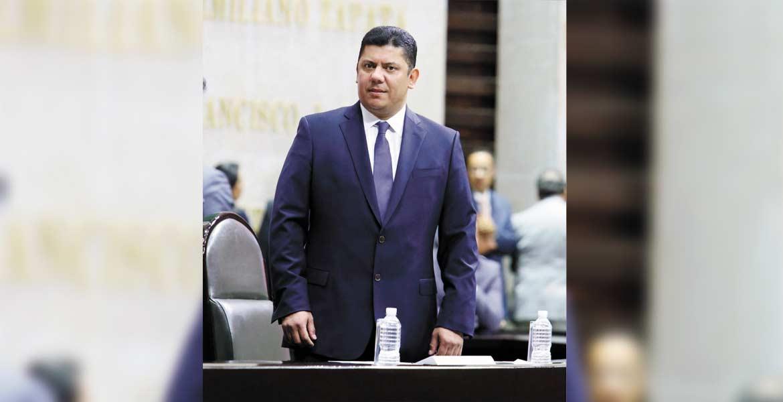 Presidente. El presidente de l a Cámara de Diputados, Javier Bolaños, envió condolencias vía Twitter.
