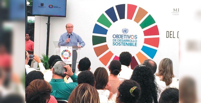 Evento. El Gobernador Graco Ramírez aseguró que Jiutepec ha participado dentro de las actividades de Gobierno Abierto lo que muestra la transparencia con la que se está conduciendo.