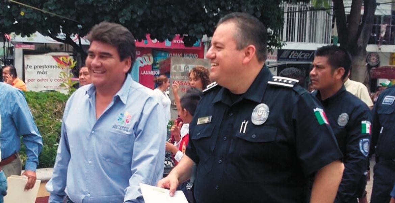Coordinación. José Manuel Agüero Tovar y Alberto Capella Ibarra, quien reconoció el esfuerzo conjunto para el programa.