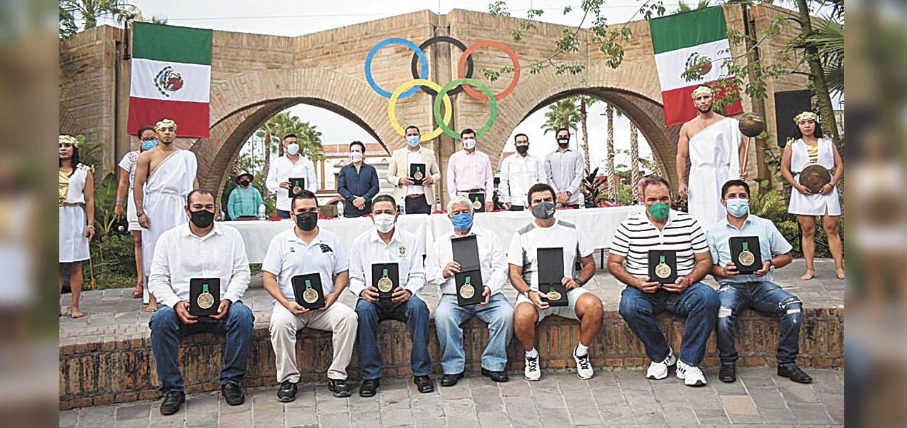 Entregan en Jojutla medallas en el Día Internacional del Deporte para el Desarrollo y la Paz