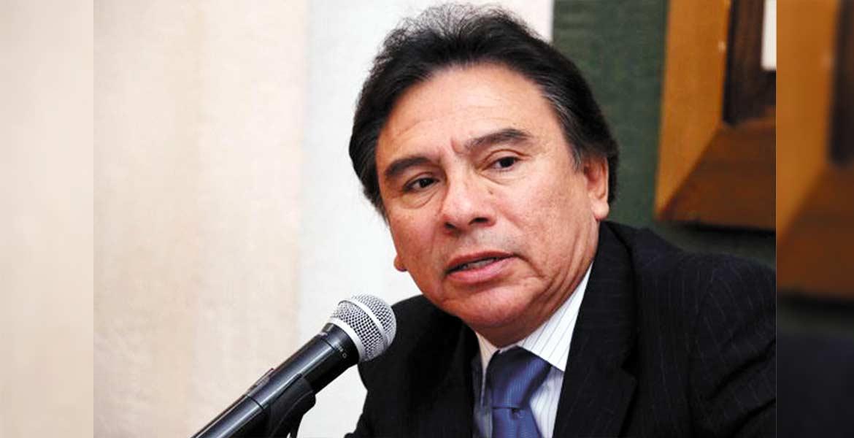 Jorge Arturo Olivares Brito - presidente de la CDHEM
